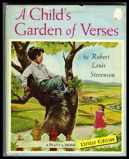 A Child's Garden of Verses, Platt & Munk Deluxe Edition Book