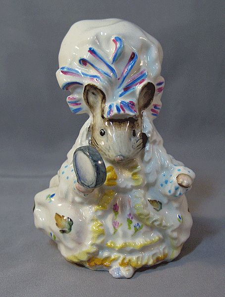 "Beatrix Potter's ""Lady Mouse"" Figure by Beswick"