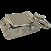 Sterling Box Charm