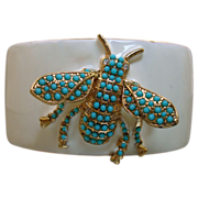 Kenneth J Lane Bee Cuff Bracelet