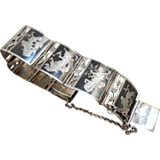 Siam Silver Bracelet