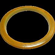 Vintage Bakelite Bangle Bracelet