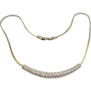 Sparkly Swarovski Necklace