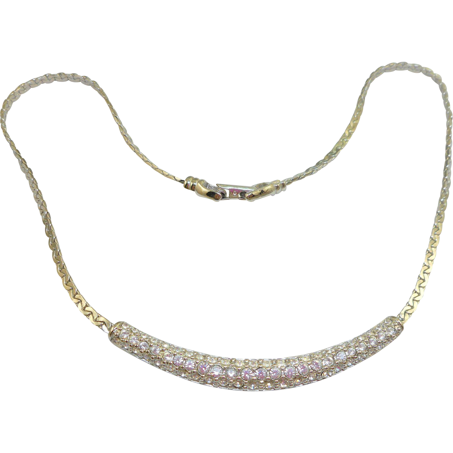 Sparkly Swarovski Necklace