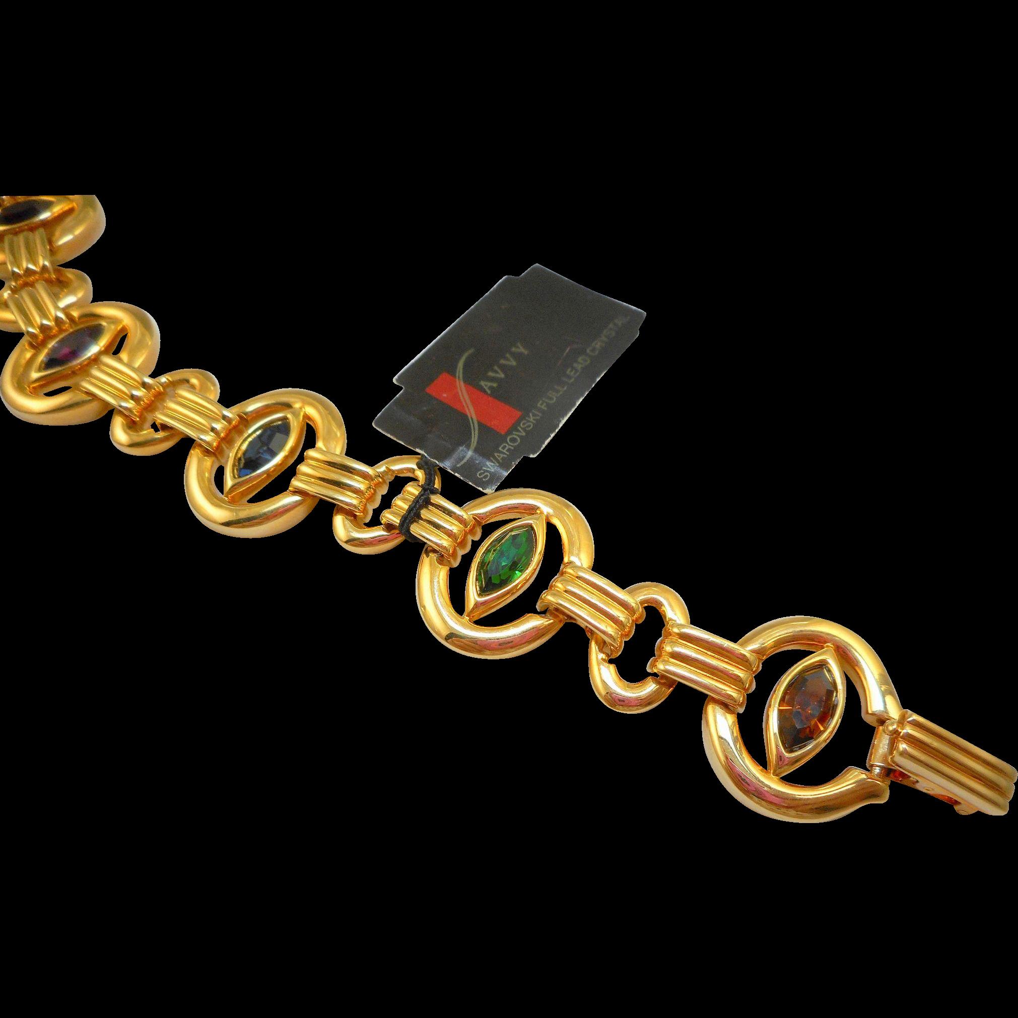 Swarovski Savvy Bracelet