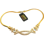 NOS Swarovski Necklace - MWT