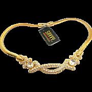 NOS Swarovski Necklace - MWT