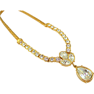 Swarovski Rhinestone Necklace