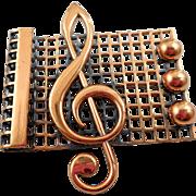 Renoir G Clef Pin
