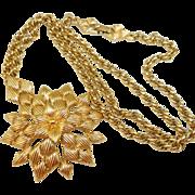 Vintage Monet Necklace - 1960's