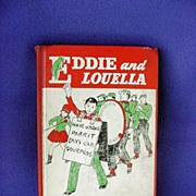 Mid Century Eddie and Louella Parrot Children's Book