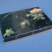 Vintage Kingfisher Lingerie Box - Red Tag Sale Item
