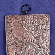 Falconry Copper Art from Germany