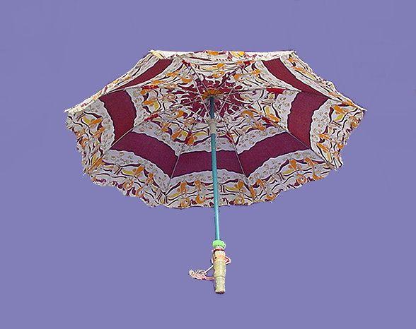 1960's Child's Umbrella w/ Ducks