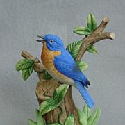Danbury Mint Eastern Bluebird Figurine