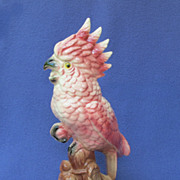 Maddux Pink Cockatoo Figure