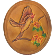 Unusual Cockatiel Large Leather Patch