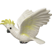 Hagen Renaker Miniature Cockatoo