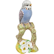 Raybur English Bone China Budgie