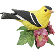 Lenox Male Goldfinch Figurine