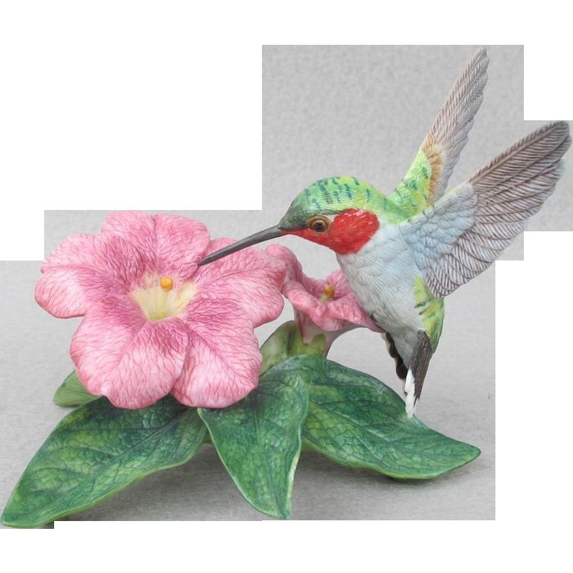 Lenox Hummingbird Figurine