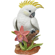 Lenox Cockatoo Figurine