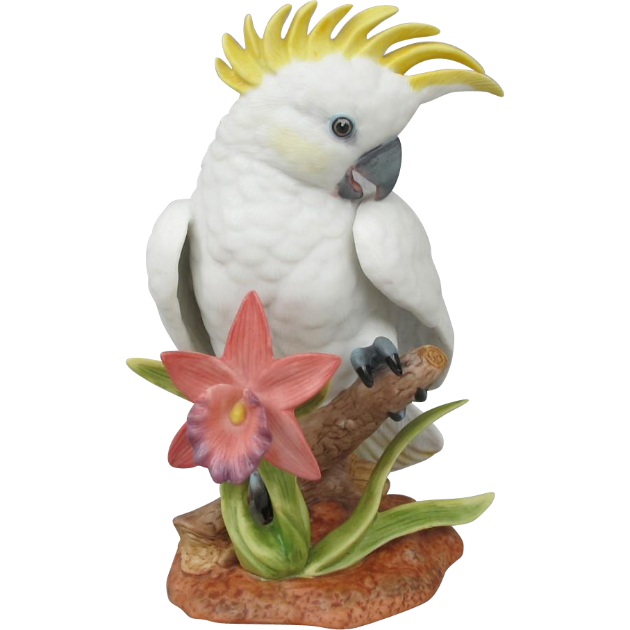 Lenox Cockatoo Figurine
