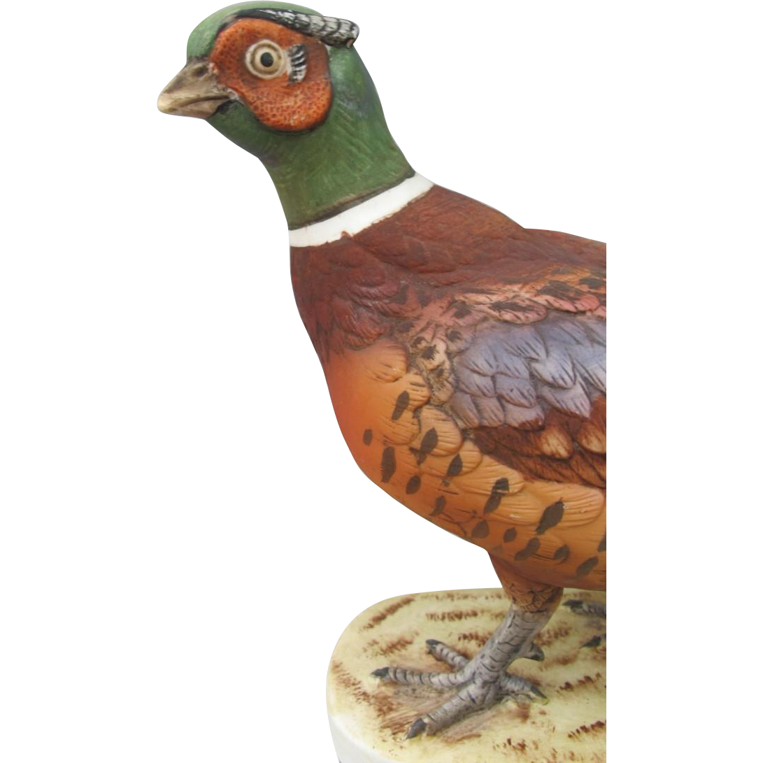 Vintage Andrea Ring-necked Pheasant Figurine