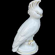 Cockatoo Figurine from Germany