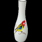 Eastern Rosella Vase from Japan