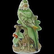 Parakeet Budgie Figurine