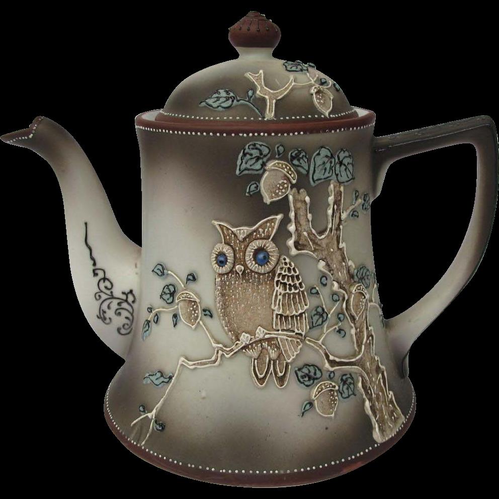 Vintage Japanese Teapot 109