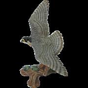 Lenox Master of the Sky Peregrine Falcon Figurine