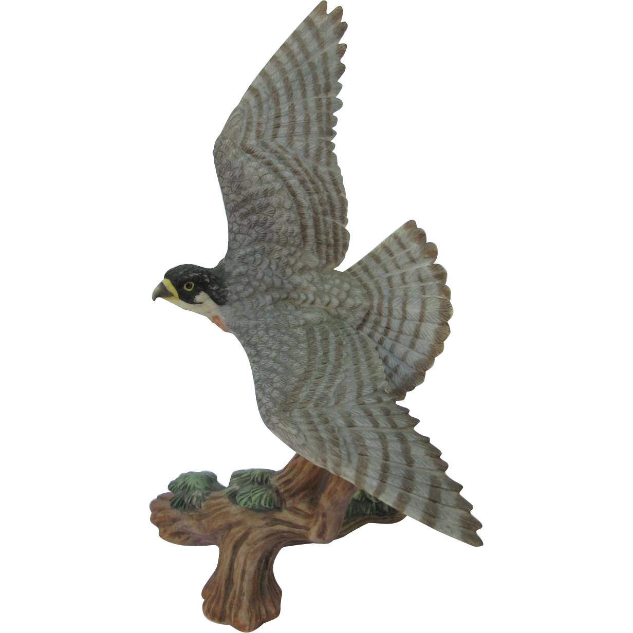 Lenox Master of the Sky Peregrine Falcon Figurine