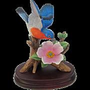 Vintage Andrea Bluebird Figurine