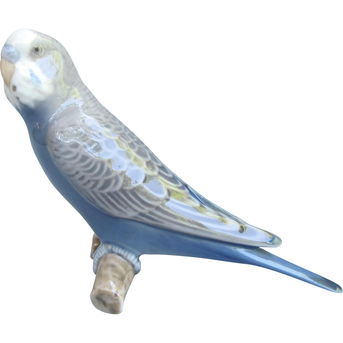 Bing and Grondahl Parakeet Budgie Figurine