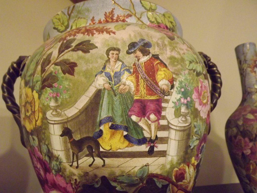 """""""Tapestry"""" - Royal Bonn"""