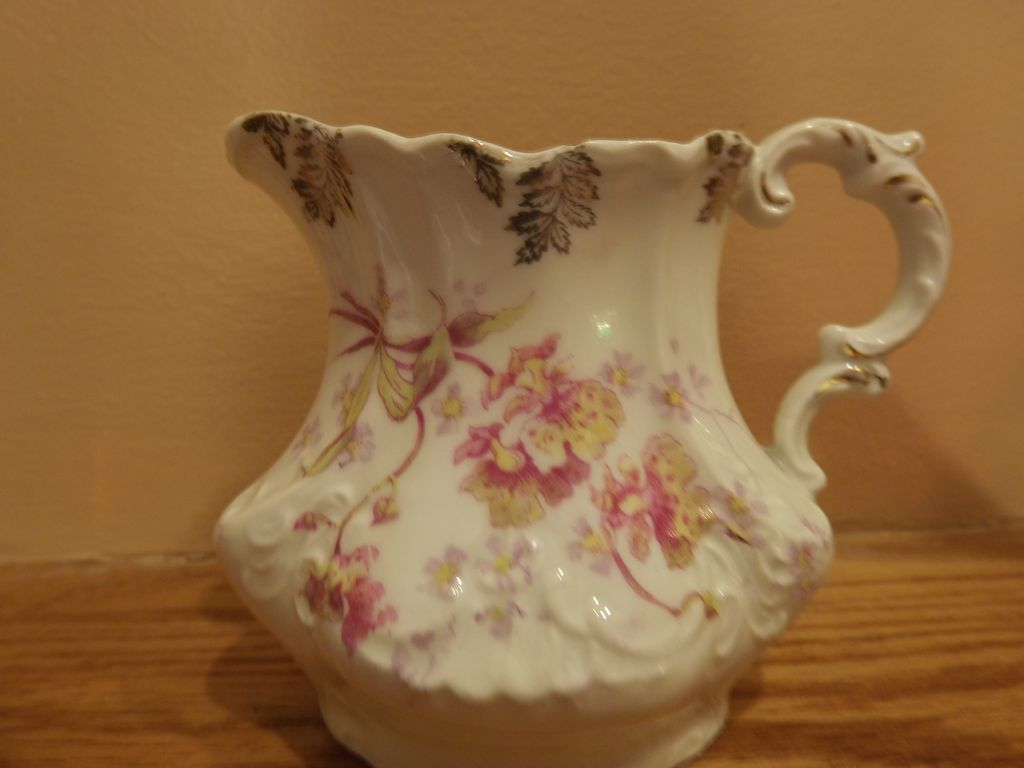 German China Creamer