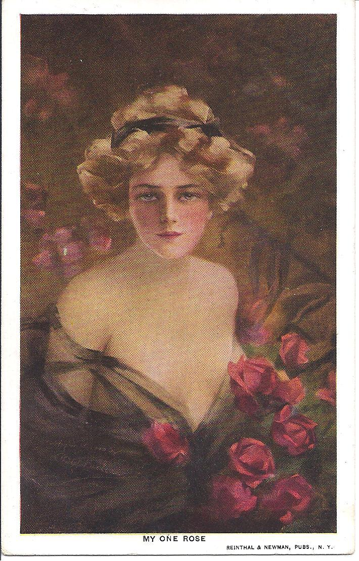 Artist Signed - Philip Boileau - My One Rose