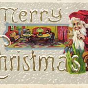 """Merry Christmas"" - Santa Claus - Christmas"