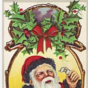 """""""A Joyful Christmas"""" - Santa Claus - Christmas"""