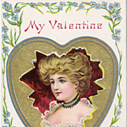 """My Valentine Your Picture is Enshrined in my Heart"" - Pretty Women"