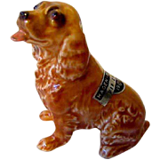 Mint Hagen Renaker Cocker Spaniel Dog Pip Emma