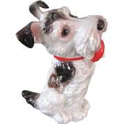 Rosenthal Scotty/Scottish Terrier Dog Vintage