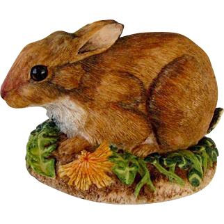 Border Fine Arts Rabbit/Hare Ayres 1979 Vintage