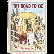 Vintage Oz Book French Bulldog Toto