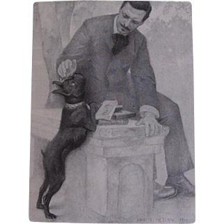 C.1904 French Bulldog Story First Edition