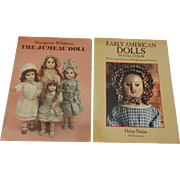 Six Books, Jumeau, Early American Dolls, Doll Costuming