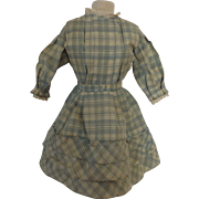 Large Cloth Body W/Dress, Two Slips and Pantaloons