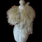 Antique Ladies' Mohair Shoulder Piece